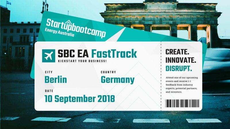 driv2e zaprezentuje się podczas Startupbootcamp FastTrack w Berlinie