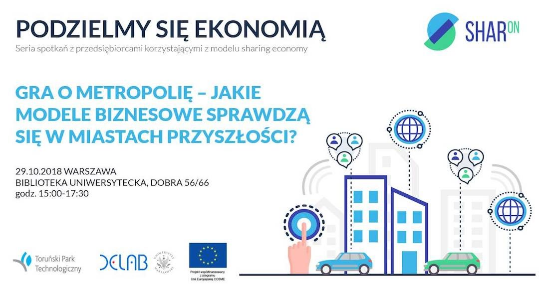 driv2e weźmie udział w dyskusji nt. nowych modeli biznesowych w miastach przyszłości